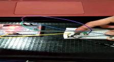 HACKING 2 LED COM BIP by HGSVideos